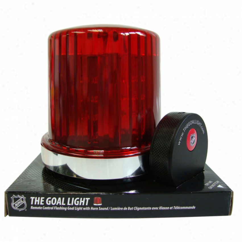Fan Fever Goal Light W/remote Control - Single