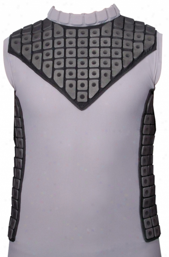 Farrell Fjb1000 Chest & Rib Protective Yth. Short Sleeve Shirt