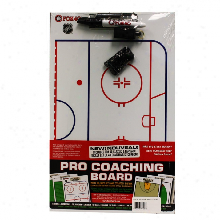 Fox 40 Pro Coaching Clipboard Kit