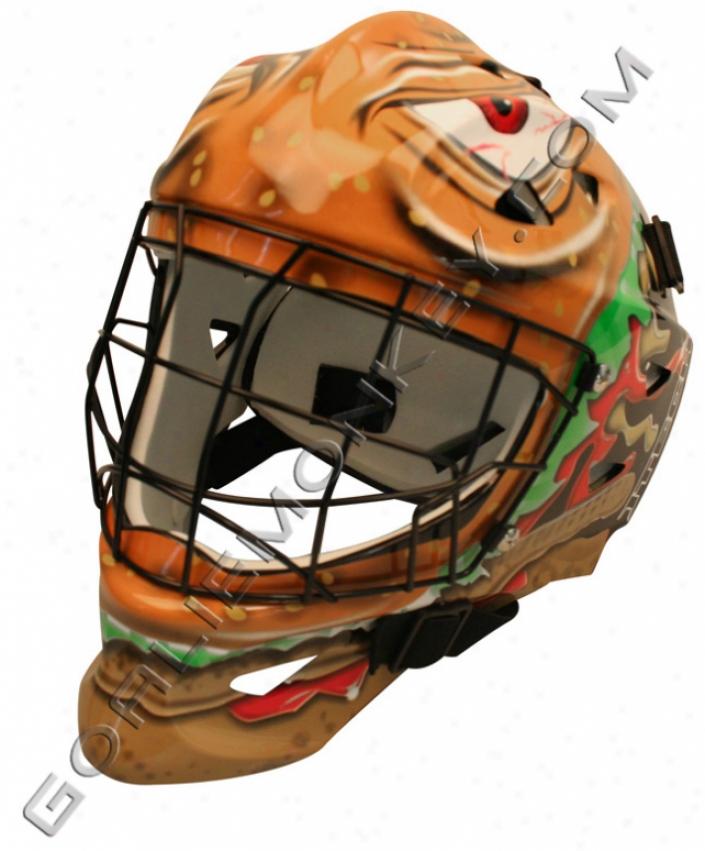 Itech Rbegc Yth. Street Hockey Mask - Meathead