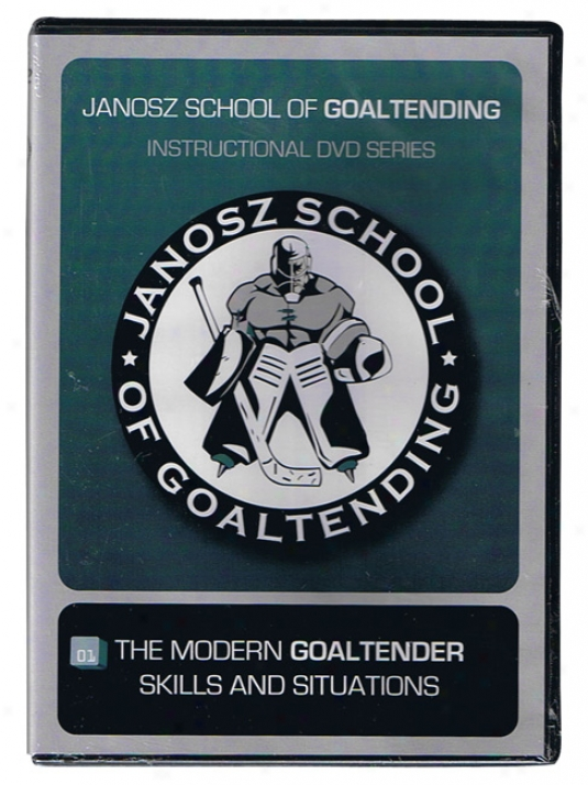 Janosz School Of Goaltending Dvd