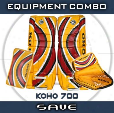 Koho 700 Jr. Equipment Combo
