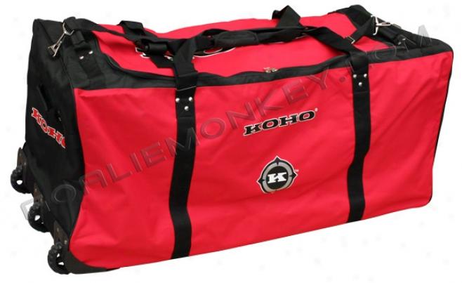 Koho 700 Wheeled Goalie Equipment Bag