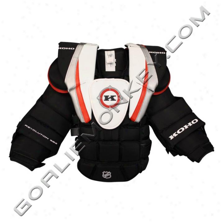 Koho Revolution 582 Jr. Chest & Arm Protector