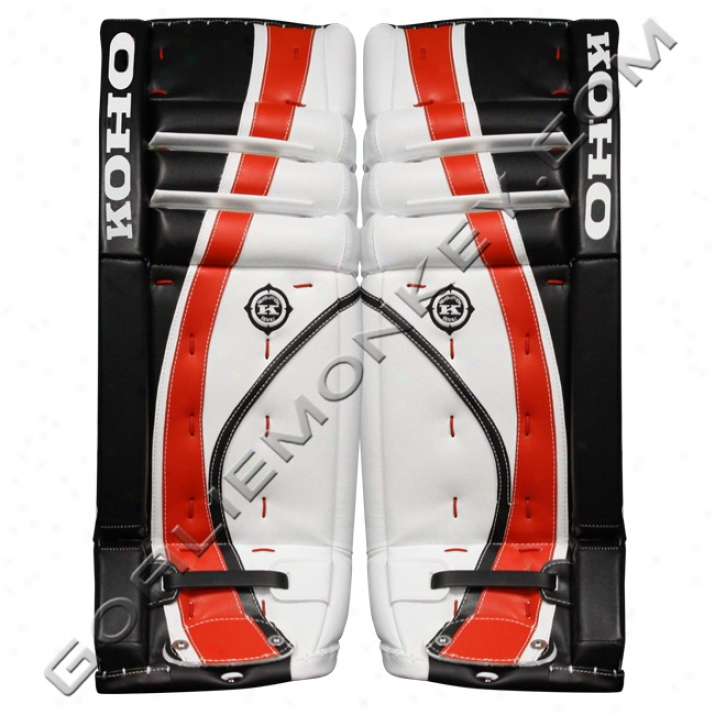 Koho Revolution 584 Int. Goalie Leg Pads