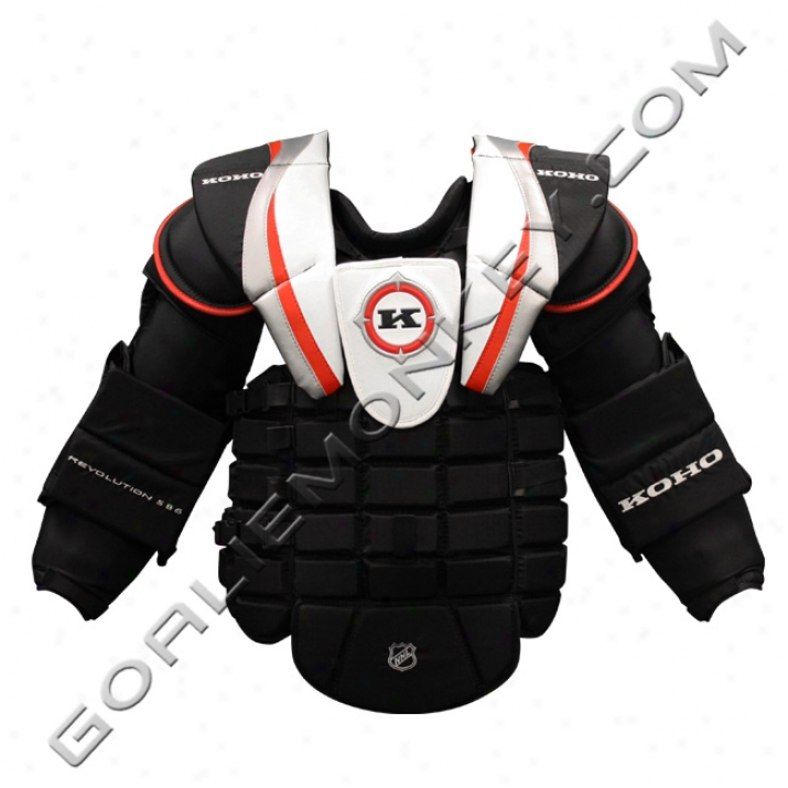 Koho Rotation 586 Sr. Gaolie Chest & Arm Protector
