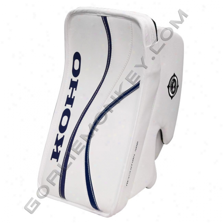 Koho Revolution 588 Custom Sr. Pro Goalie Blocker