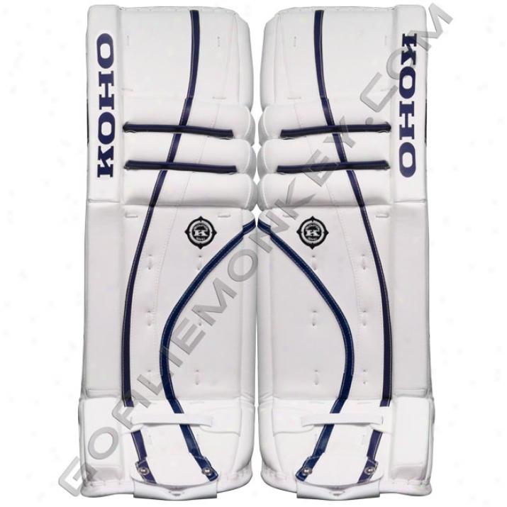 Koho Revolution 588 Custom Sr. Pro Goalie Leg Pads