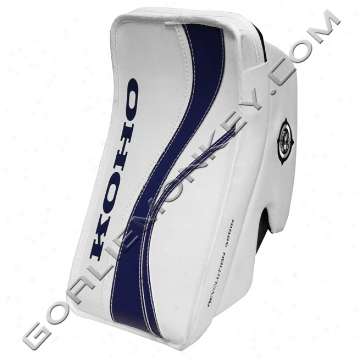 Koho Revolution 588 Int. Pro Goalie Blocker