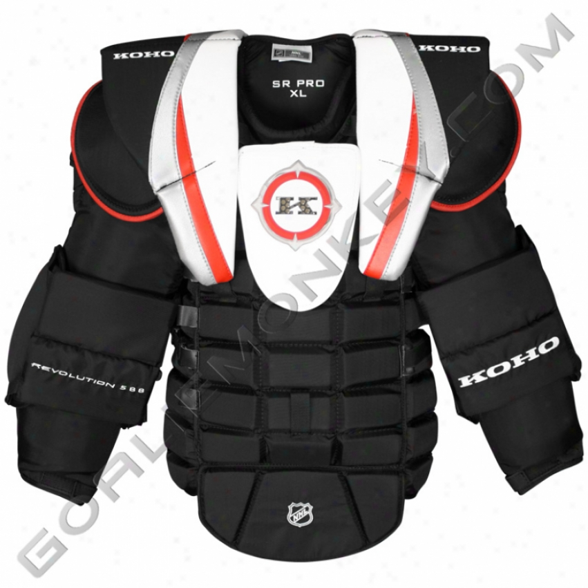 Koho Revolution 588 Pro Goalie Chest & Arm Guardian