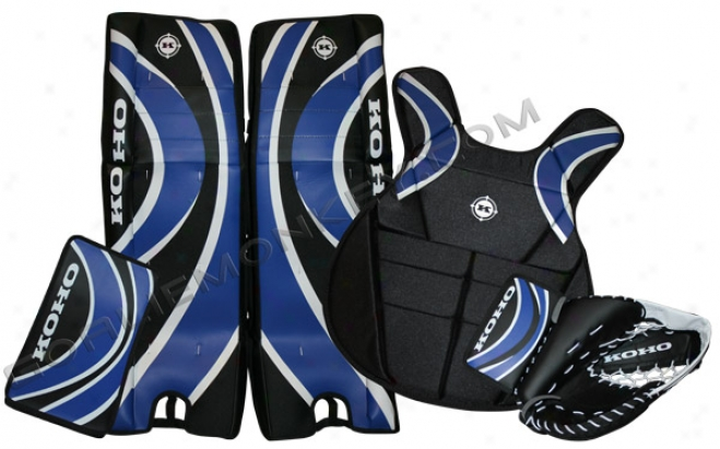 Koho Sr. Street Hockey Goaleo Kit