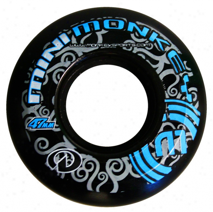Mini Monkey 47mm Goalie Wheel
