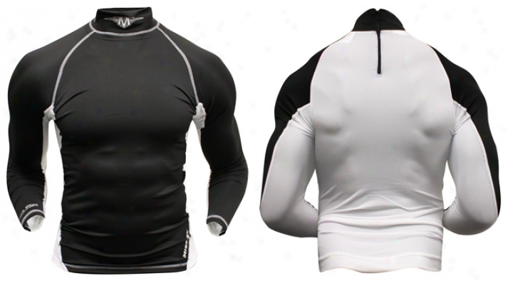 Mission Sr. Ultimate Long Sleeve Hockey Compression Shirt
