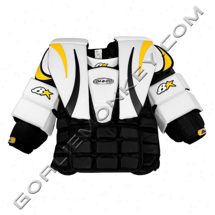 New Arrival Brians B Star Pro Chest & Equip Protector