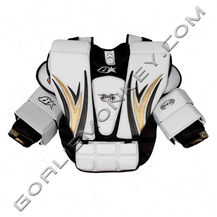 New Arrival Brians Zero G Pro Chest & Arm Protector