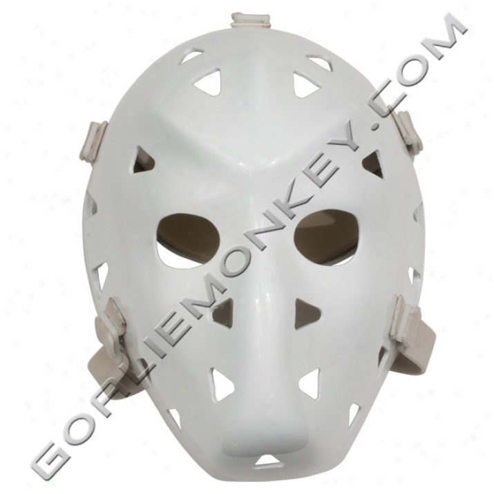 New Arrival Eddy Vintage Goalie Mask - Model 1