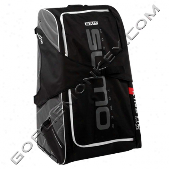 New Arrival Grit Gt1 'sumo' Goalie Citadel 36in. Wheeled Equipment Bag