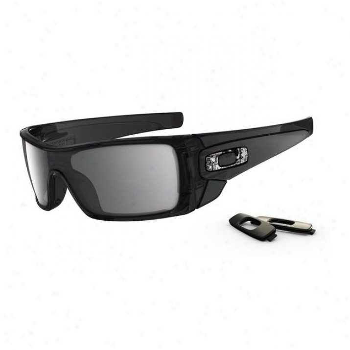 Oakley Batwolf Black Ink/black Iridium