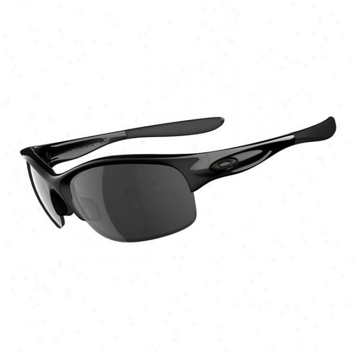 Oakley Commit Sq Women's Polished Black/black Iridium