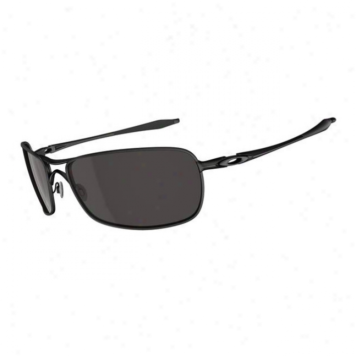 Oakley Crosahair 2.0 Matte Black/warm Grey
