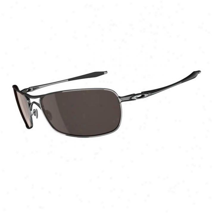 Oakley Crosshair 2.0 Refined Chrome/vr28 Black Iridium