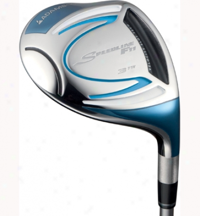 Adams Mistress Speedline Fast 11 Fairway Wood