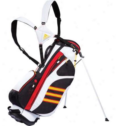 Adidas Logo Adidas Clutch Stand Bag