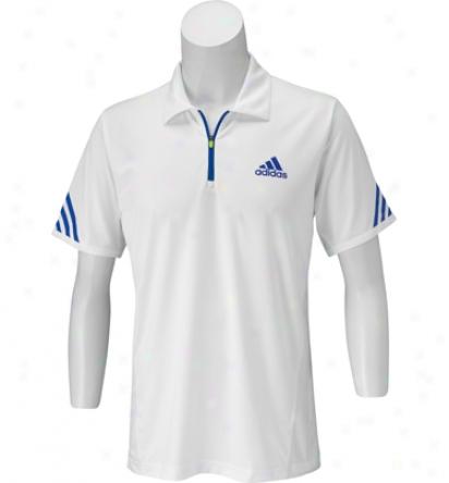 Adidas Tennis Mens Adizero Feather Wimby Polo