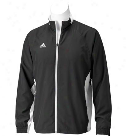 Adidas Tennis Mens Barricade Team Track Jacket