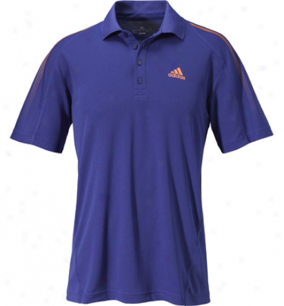 Addas Tennis Mens Response Traditional Polo
