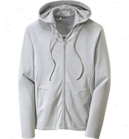 Adidas Womens Cl Warm 3-stripes Hoody