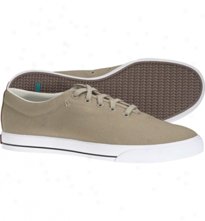 Ashworth Mens Ash Std. Issue - Sand/white Casual Shoes