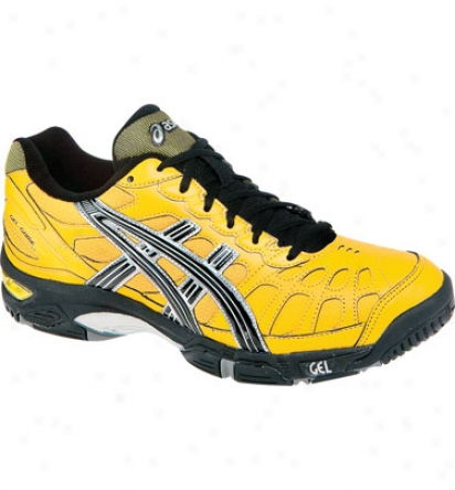 Asics Gel-game 3 Yellow/black