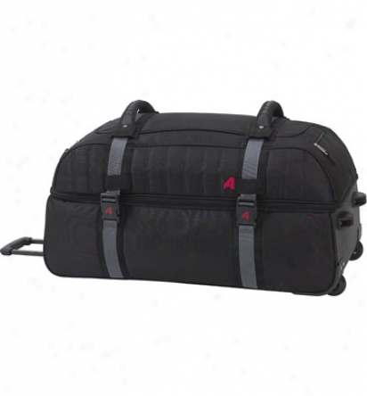 Athalon 32 In. Double Decker Duffel With Zip Off Top