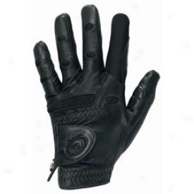 Bionic Technologies Mens Black Golf Glove