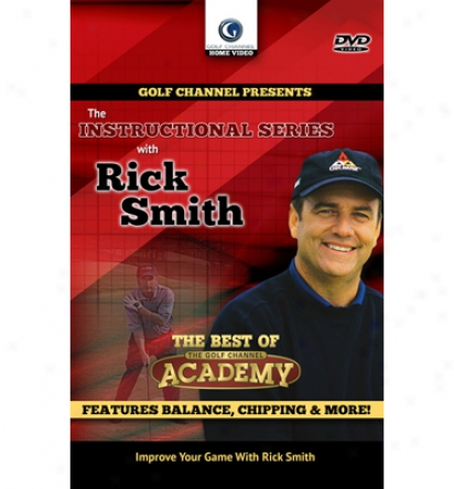 Booklegger Rick Smith: Vol 1-best Of The Golf Chanel Academy