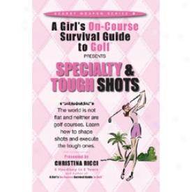 Booklegger Secret Weapon Series Vol 3 Specialty & Tough Shots