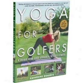 Booklegger Yoga For Golfers Book