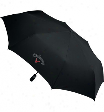 Callaway 54 In. Single Canopy Travel Umbrella