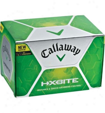 Callaway Hx Bite Golf Balls