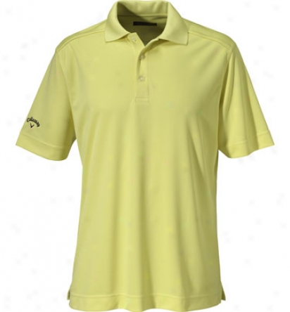 Callaway Mens Grave Wicking Polo