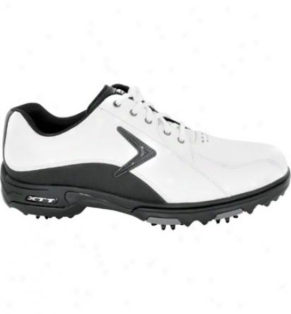 Callaway Mens Xtt Xgreme - White/black Golf Shoes