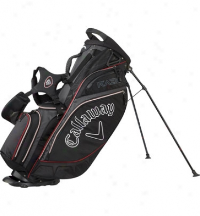 Callaway Personalized Razr Stand Bag