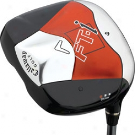 Callaway Pre-owned Fti- Draw Driver