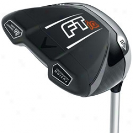 Callaway Pre-owned Ft-iq Driver