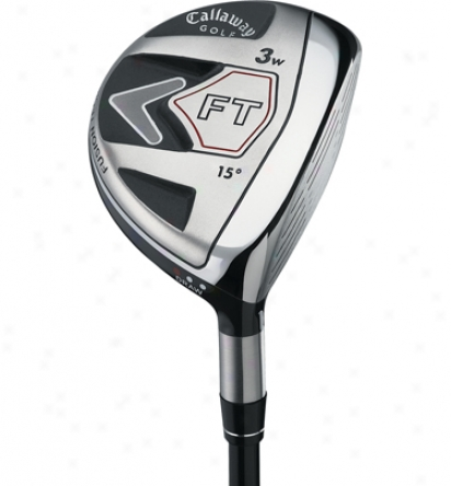 Callaway Pre-owned Ft Neutral Fairway Woood With Graphite Shaft