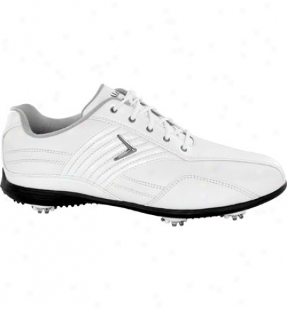 Callaway Womens Corina - White/white Golf Shoes