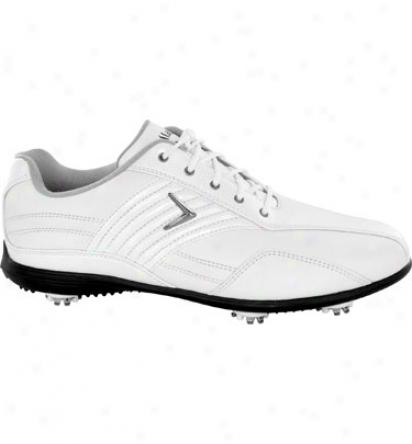 Callaway Womens Corina - White/white Golf Shoes