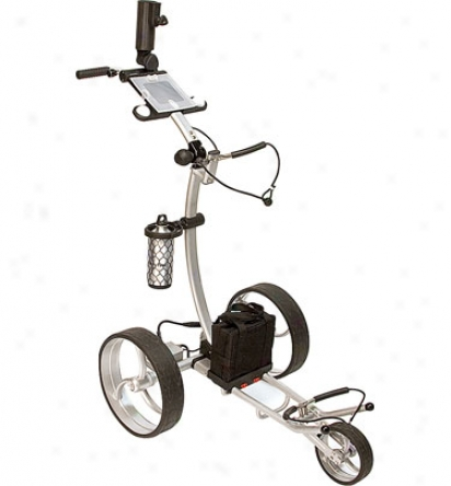 Cart-tek Grx-900 Full Featured Power Caddy