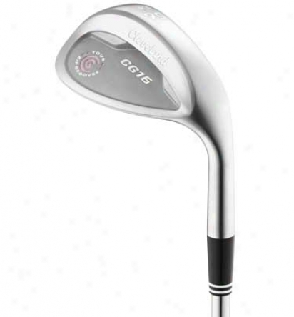 Cleveland Lady Cg16 Cc Wedge With Graphite Shaft